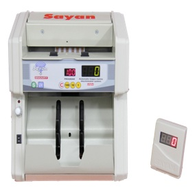 Sayan Smart Money Counter